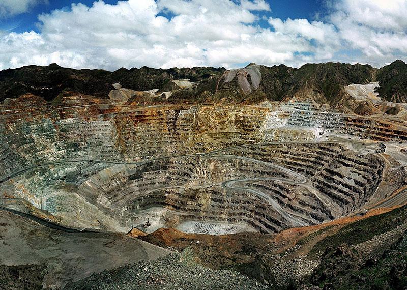 Alumbrera Copper-Gold-Silver Mine