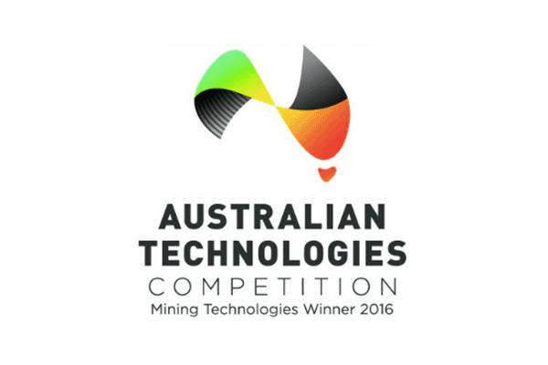 Australian Technologies Competition - Mining Technologies Winner 2016