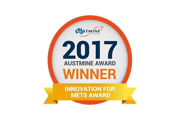2017 Austmine Award Winner - Innovation for METS Award