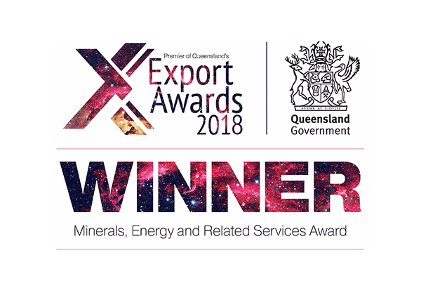 Premier of Queensland's Export Awards 2018 Winner - Minerals, Energy and Related Services Award