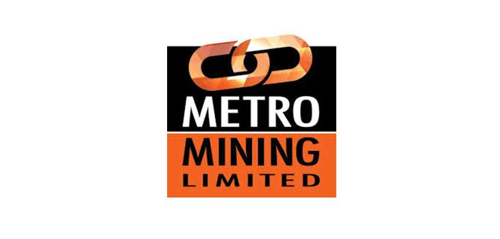 Metro Mining Logo