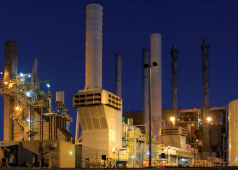 Mica Creek Power Station