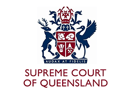 Supreme Court of Queensland Logo